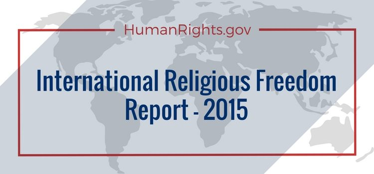 International Religious Freedom Report